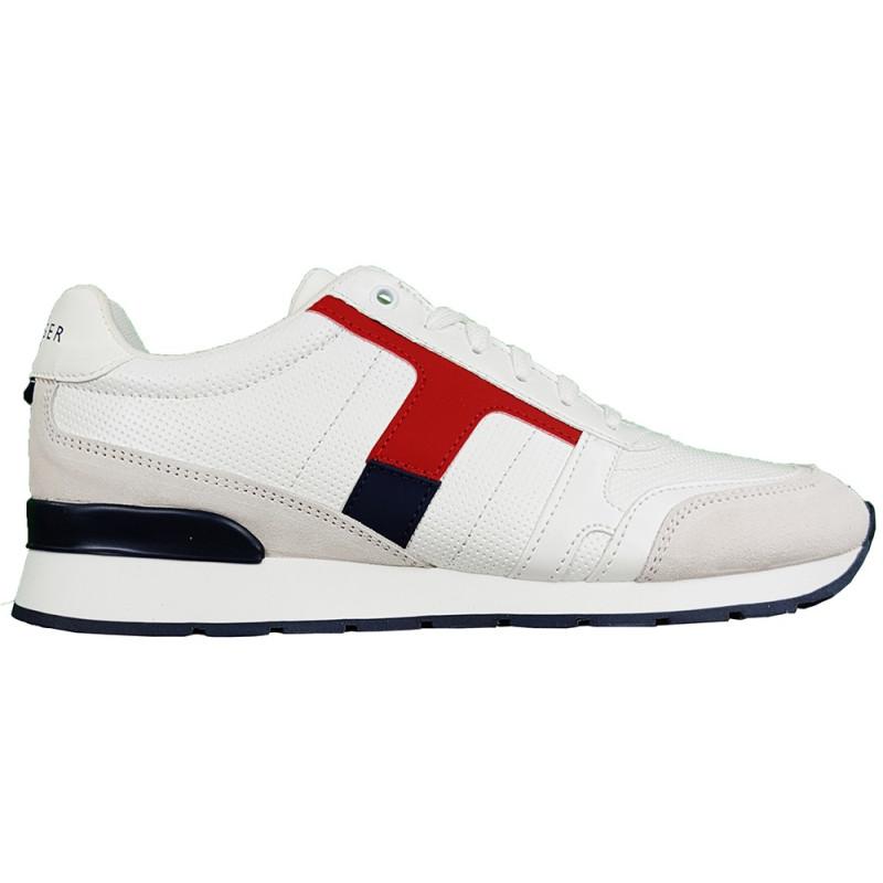 Zapatillas Tommy Hilfiger Hombre Blancas Ref.4384