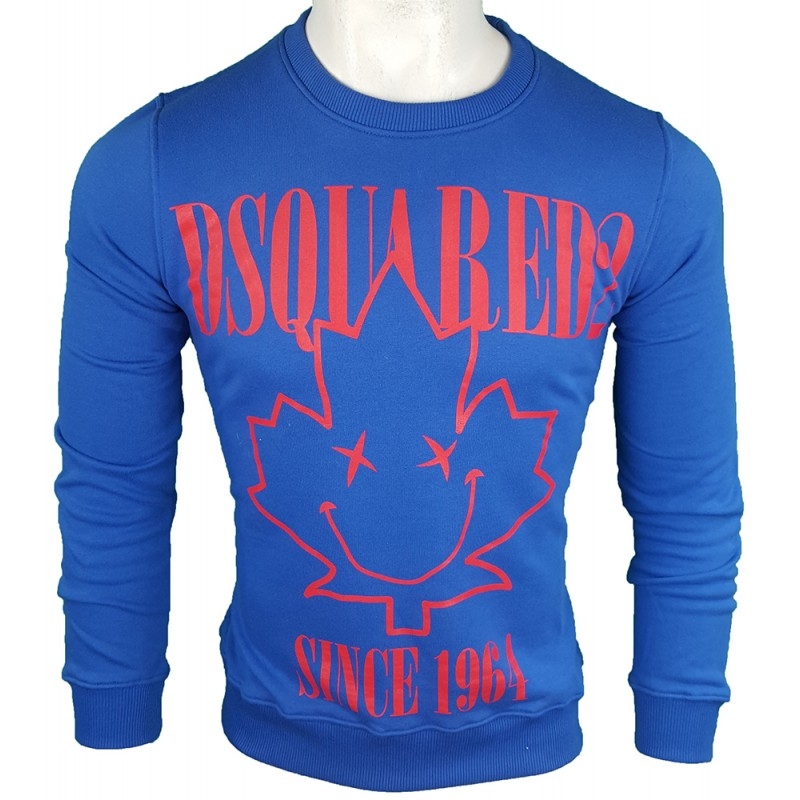 Jersey Dsquared2 Hombre Azul Ref.2905
