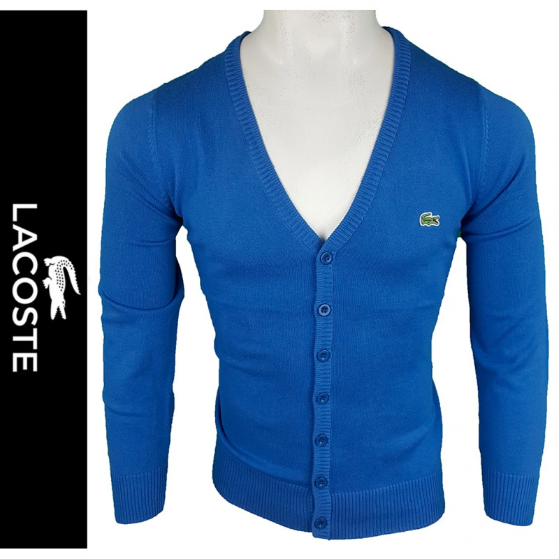 Cárdigan Lac. Hombre Azul Ref.12124