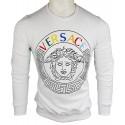 Jersey Versace Hombre Blanco Ref.50002