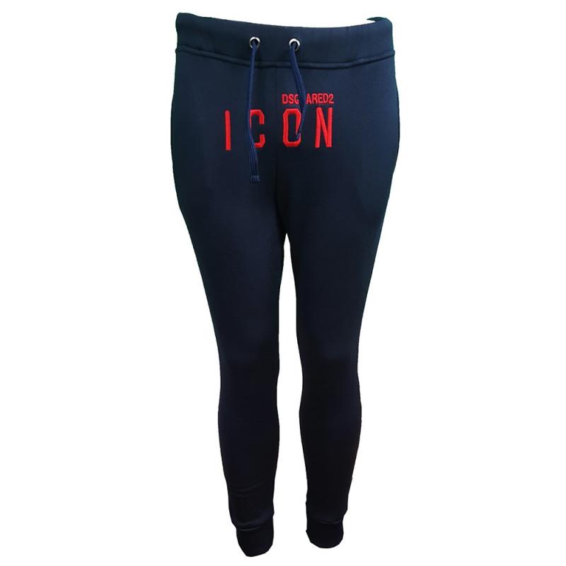 Pantalones Dsquared2 Hombre Azul Marino Ref.2919
