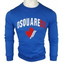 Jersey Dsquared2 Hombre Azul Ref.2911