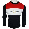 Jersey Fred Perry Hombre Negro Ref.1919