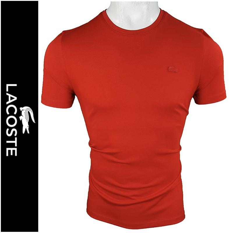 Camiseta Lac. Hombre Roja Ref.12132