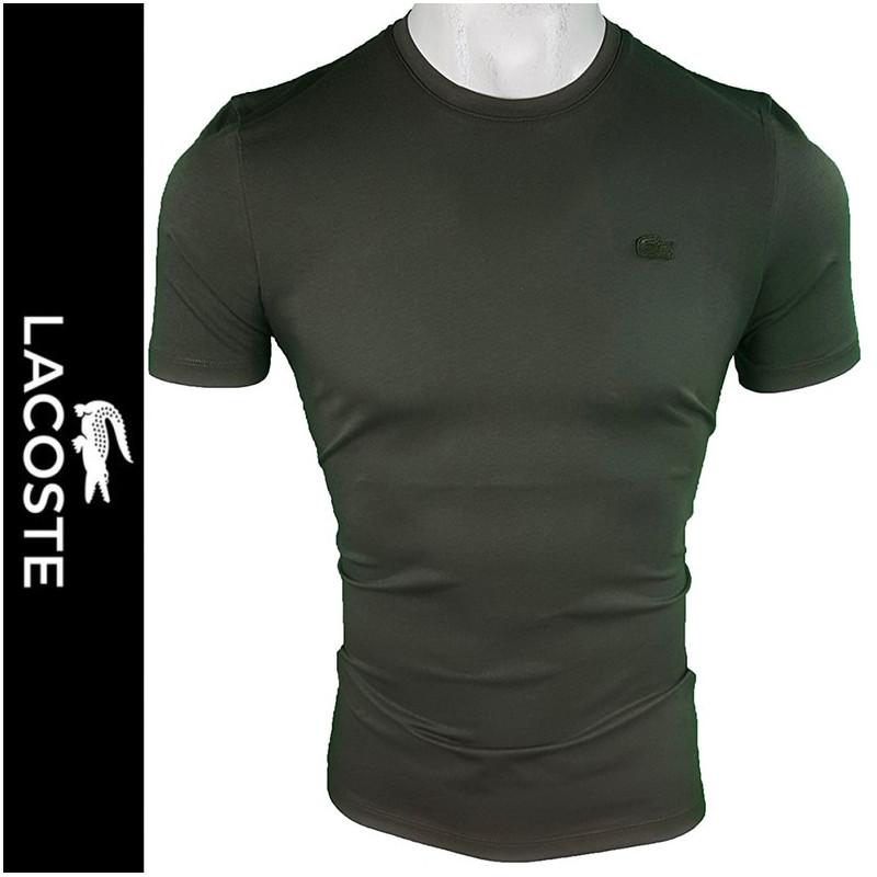 Camiseta Lac. Hombre Verde Ref.12134