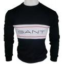 Jersey Gant Hombre Negro Ref.3251