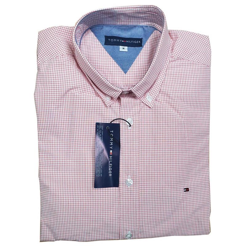 Camisa Tommy Hilfiger Hombre Ref.4352