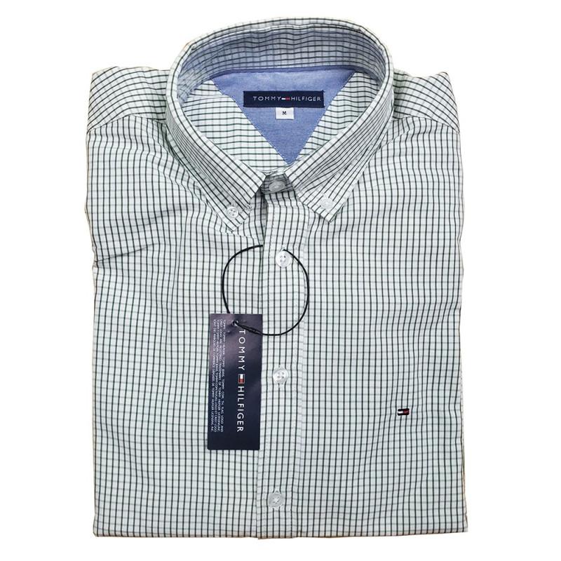 Camisa Tommy Hilfiger Hombre Ref.4355