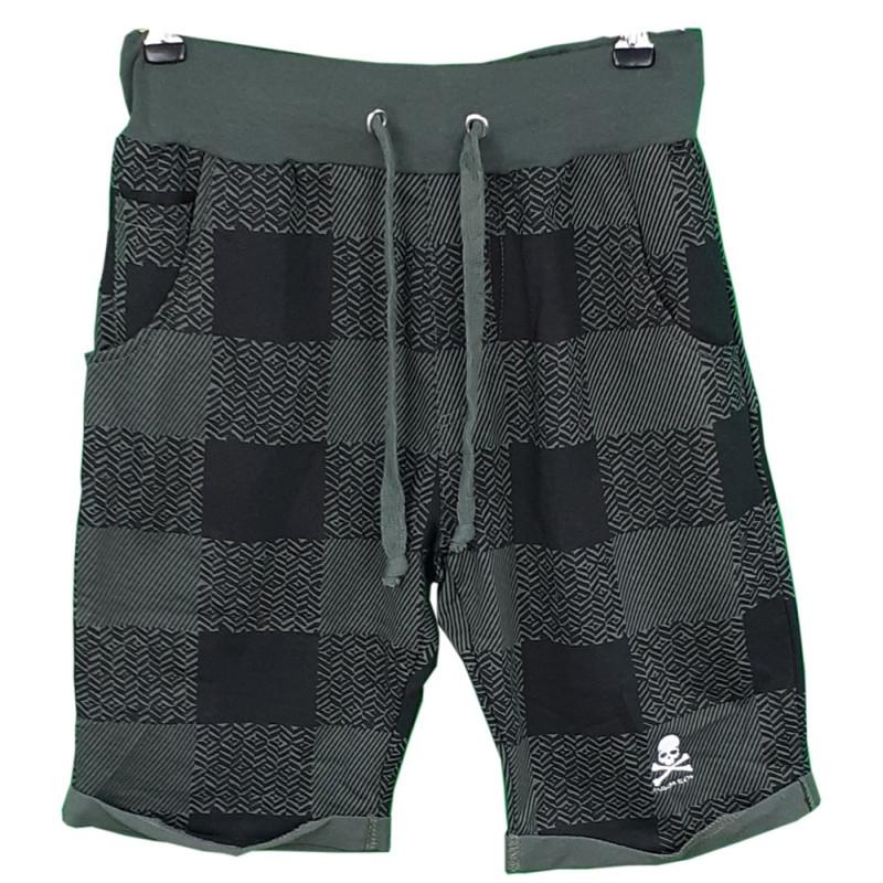 Pantalones Cortos Philipp Plein Hombre Verde Ref.11146