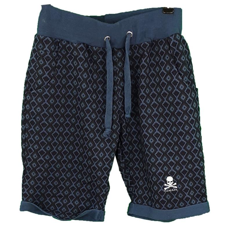 Pantalones Cortos Philipp Plein Hombre Azul Marino Ref.11142